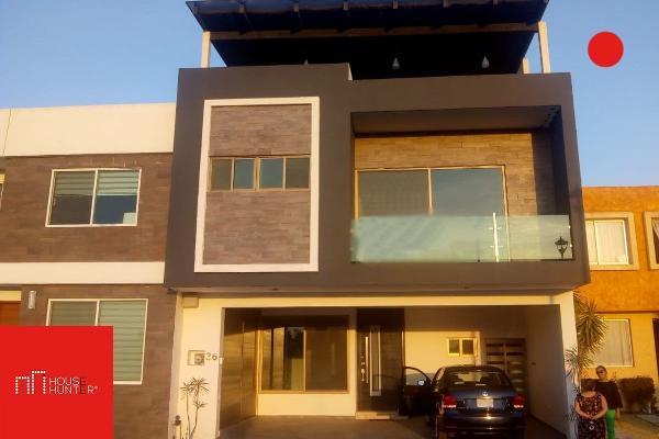 Foto de casa en venta en cipres , cipreses de mayorazgo, puebla, puebla, 6206355 No. 01