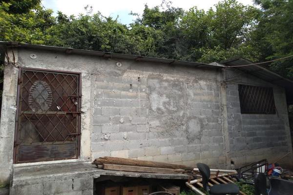 Foto de terreno habitacional en venta en cipres , jardines de la silla, juárez, nuevo león, 0 No. 01