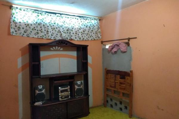 Foto de casa en venta en ciprés s/n lt 4, manzana 42 , valle verde, ixtapaluca, méxico, 14029388 No. 07