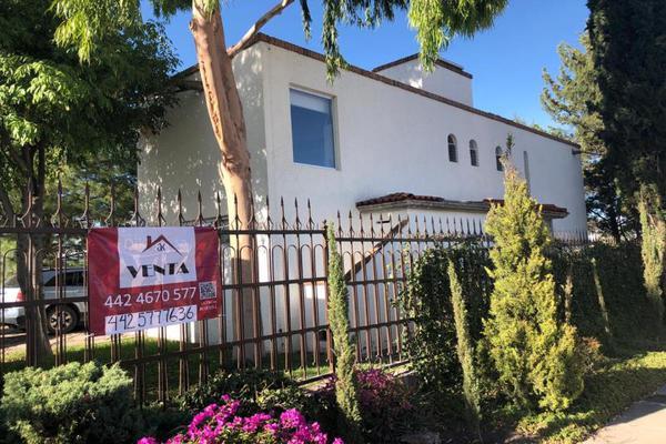 Foto de casa en venta en circiuto balcones 301, balcones de juriquilla, querétaro, querétaro, 7262726 No. 01