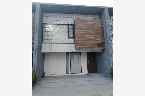 Foto de casa en venta en circuito 14 b 94, antigua hacienda, puebla, puebla, 8861980 No. 01