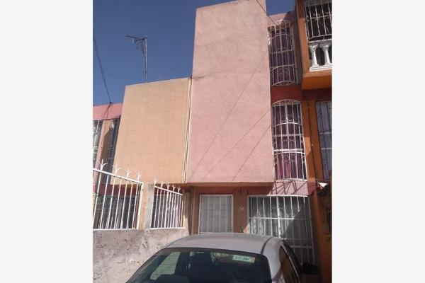Foto de casa en venta en circuito 22, jardines de morelos sección elementos, ecatepec de morelos, méxico, 12273461 No. 01