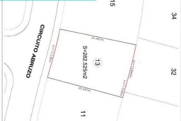 Foto de terreno habitacional en venta en circuito abruzo 13, lomas de angelópolis ii, san andrés cholula, puebla, 3421747 No. 01