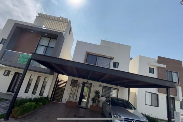 Foto de casa en venta en circuito alondras, el canto , desarrollo habitacional zibata, el marqués, querétaro, 14021718 No. 01