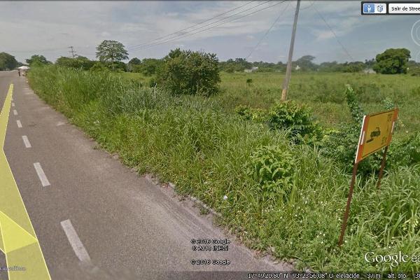 Foto de terreno comercial en venta en circuito anillo periferico , huimanguillo centro, huimanguillo, tabasco, 5339418 No. 02