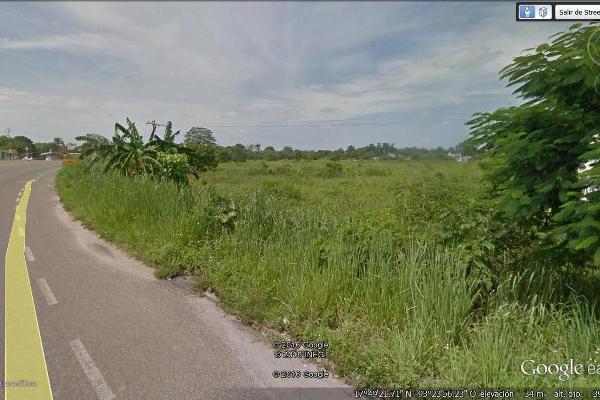 Foto de terreno comercial en venta en circuito anillo periferico , huimanguillo centro, huimanguillo, tabasco, 5339418 No. 04