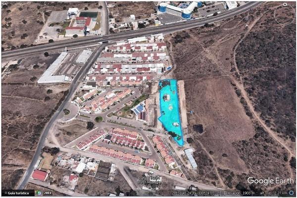 Foto de terreno habitacional en venta en circuito bahamas , bahamas, corregidora, querétaro, 4647193 No. 01