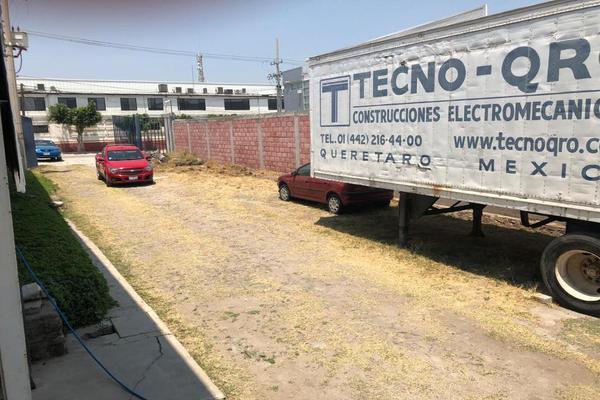 Foto de nave industrial en venta en circuito balvanera , balvanera, corregidora, querétaro, 7146692 No. 10