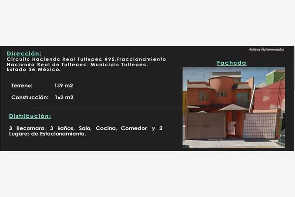 Foto de casa en venta en circuito bosques de saint german 81, bosques del lago, cuautitlán izcalli, méxico, 8230061 No. 01