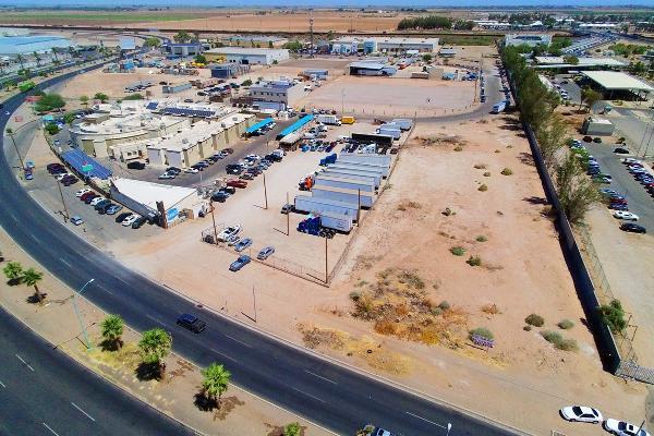 Foto de terreno industrial en venta en circuito brasil , álamo, mexicali, baja california, 7491408 No. 01