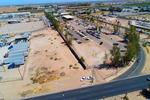 Foto de terreno industrial en venta en circuito brasil , álamo, mexicali, baja california, 7491408 No. 02