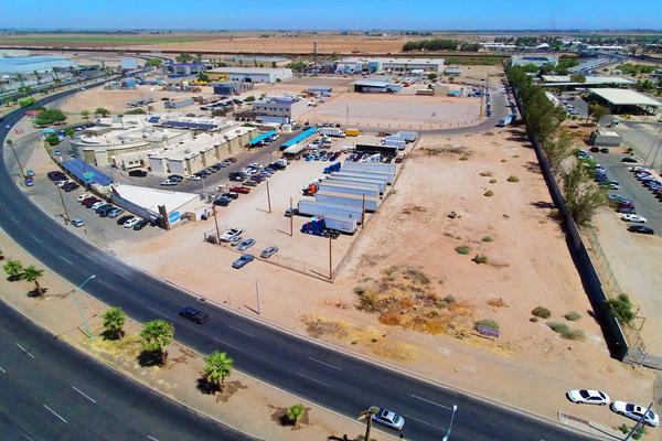 Foto de terreno industrial en venta en circuito brasil , residencial argentina, mexicali, baja california, 7491408 No. 01