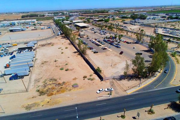 Foto de terreno industrial en venta en circuito brasil , residencial argentina, mexicali, baja california, 7491408 No. 02