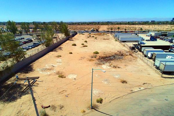 Foto de terreno industrial en venta en circuito brasil , residencial argentina, mexicali, baja california, 7491408 No. 03