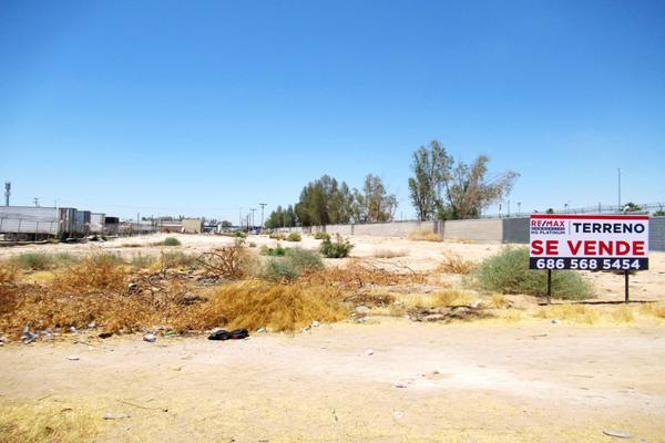 Foto de terreno industrial en venta en circuito brasil , residencial argentina, mexicali, baja california, 7491408 No. 06