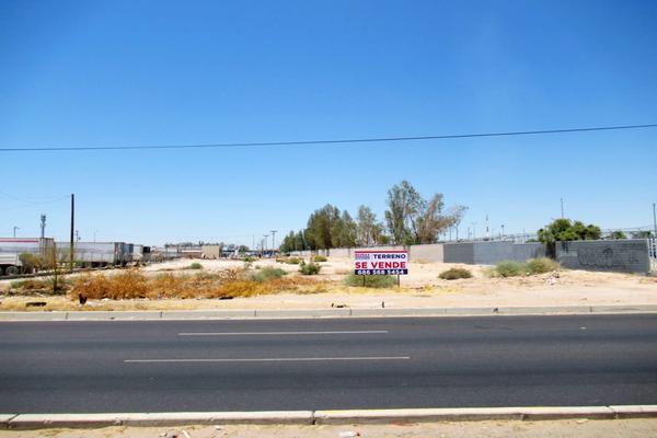 Foto de terreno industrial en venta en circuito brasil , residencial argentina, mexicali, baja california, 7491408 No. 07