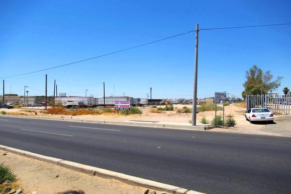 Foto de terreno industrial en venta en circuito brasil , residencial argentina, mexicali, baja california, 7491408 No. 10