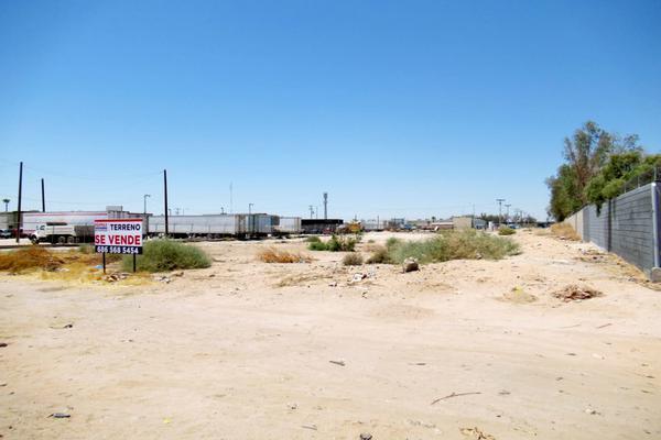 Foto de terreno industrial en venta en circuito brasil , residencial argentina, mexicali, baja california, 7491408 No. 11