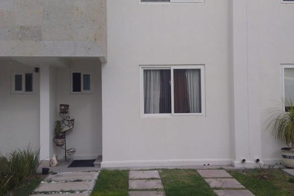 Foto de casa en venta en circuito canto murano. tres cantos , sonterra, querétaro, querétaro, 14022562 No. 01