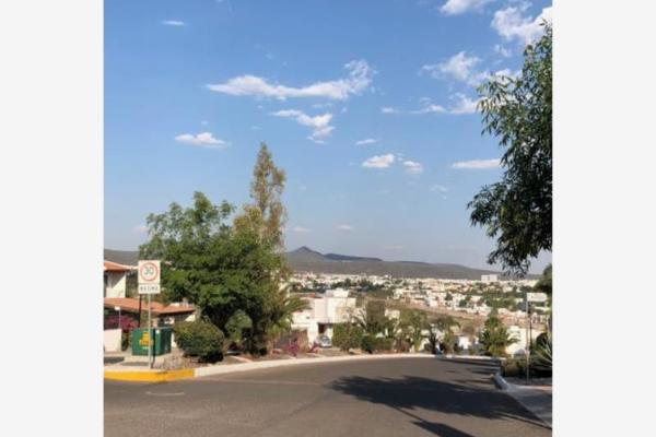 Foto de terreno habitacional en venta en circuito cascada de tamul 001, juriquilla, querétaro, querétaro, 5935405 No. 01