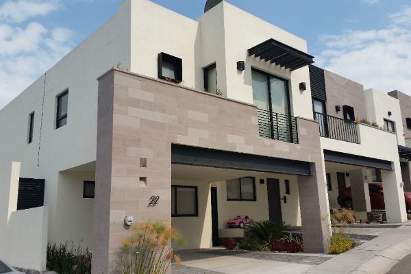 Foto de casa en venta en circuito ceiba , desarrollo habitacional zibata, el marqués, querétaro, 14021662 No. 01
