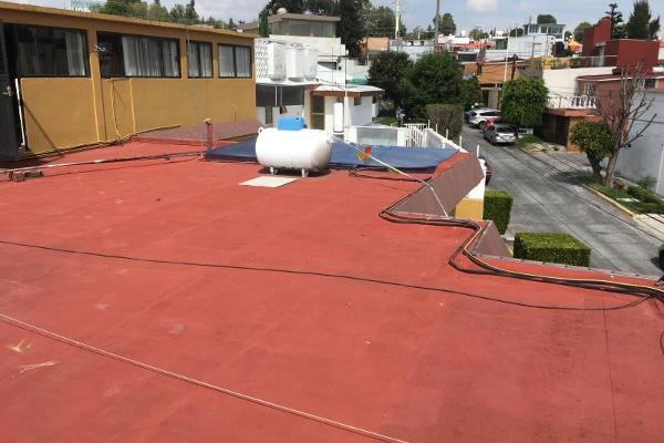 Foto de departamento en venta en circuito cronistas 0, ciudad satélite, naucalpan de juárez, méxico, 5915659 No. 17