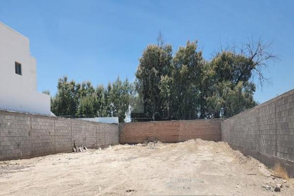 Foto de terreno habitacional en venta en circuito de la primavera , real del nogalar, torreón, coahuila de zaragoza, 15019508 No. 01