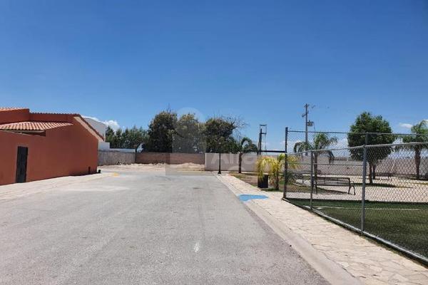 Foto de terreno habitacional en venta en circuito de la primavera , real del nogalar, torreón, coahuila de zaragoza, 15019508 No. 03