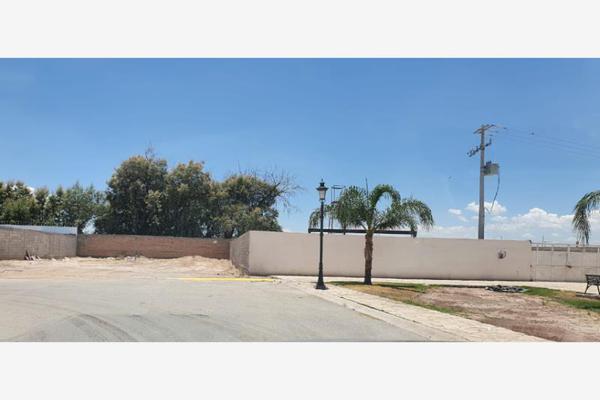 Foto de terreno habitacional en venta en circuito de la primavera , real del nogalar, torreón, coahuila de zaragoza, 15065595 No. 01