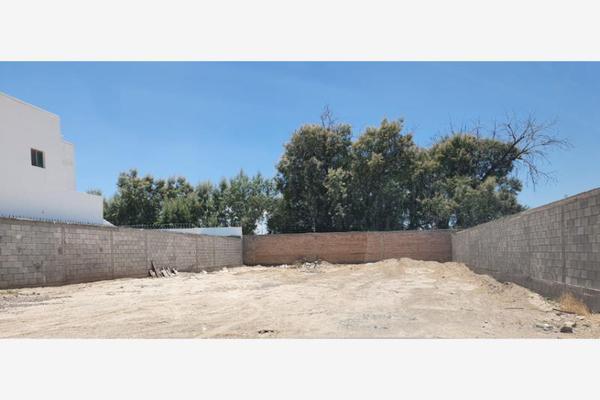 Foto de terreno habitacional en venta en circuito de la primavera , real del nogalar, torreón, coahuila de zaragoza, 15065595 No. 02