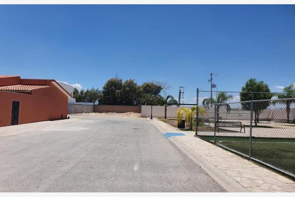 Foto de terreno habitacional en venta en circuito de la primavera , real del nogalar, torreón, coahuila de zaragoza, 15065595 No. 03