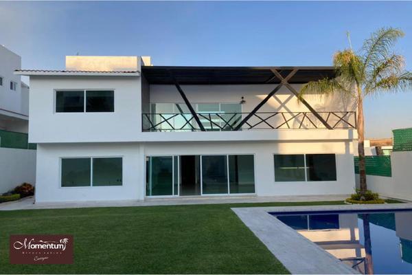 Foto de casa en venta en circuito del hombre 56, lomas de cocoyoc, atlatlahucan, morelos, 0 No. 01