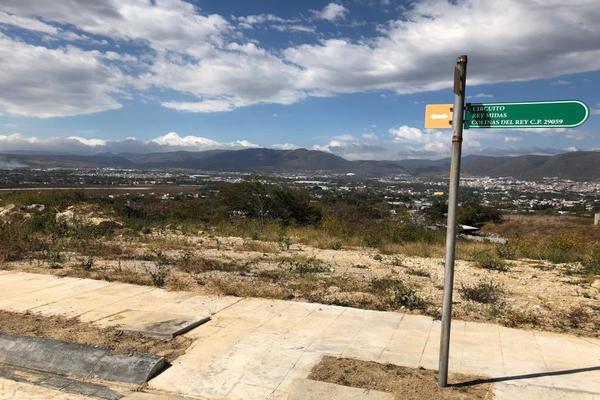Foto de terreno habitacional en venta en circuito del rey midas manzana 1lote 12, terán, tuxtla gutiérrez, chiapas, 14445134 No. 05