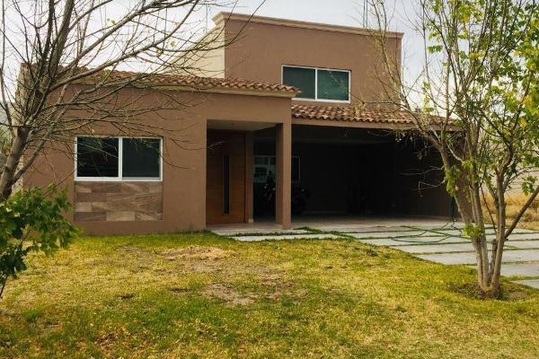 Foto de casa en renta en circuito esmeralda 136 , residencial villa dorada, durango, durango, 12272487 No. 01