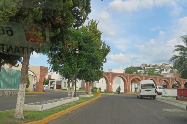 Foto de terreno habitacional en venta en circuito hacienda real tejeda 1, hacienda real tejeda, corregidora, querétaro, 5809504 No. 01