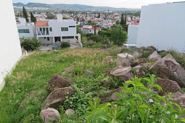 Foto de terreno habitacional en venta en circuito hacienda real tejeda 1, hacienda real tejeda, corregidora, querétaro, 5809504 No. 03