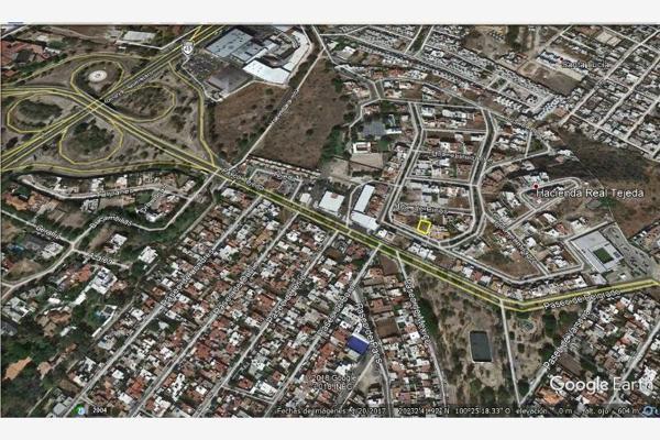Foto de terreno habitacional en venta en circuito hacienda real tejeda 1, hacienda real tejeda, corregidora, querétaro, 5809504 No. 08