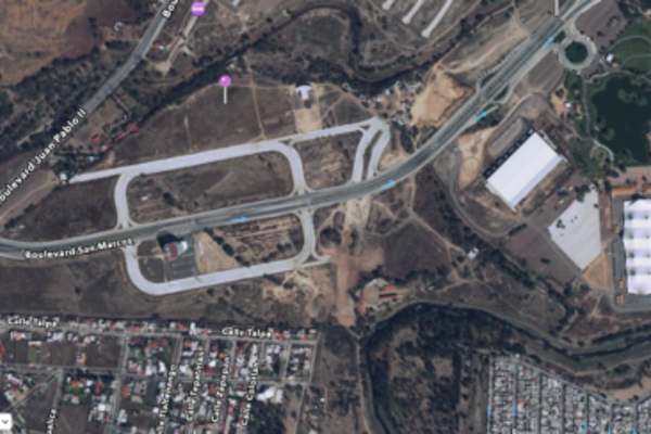 Foto de terreno comercial en venta en circuito interior norte , canteras de san javier, aguascalientes, aguascalientes, 3463998 No. 03