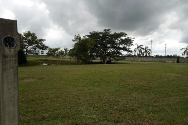 Foto de terreno habitacional en venta en circuito josé peréz padrón fraccionamiento country san marcos privada 1 lt-59 , corregidora ortiz 1a secc, centro, tabasco, 6163293 No. 03