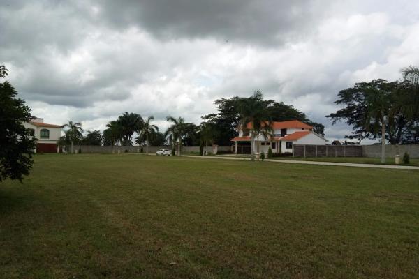 Foto de terreno habitacional en venta en circuito josé peréz padrón fraccionamiento country san marcos privada 1 lt-59 , corregidora ortiz 1a secc, centro, tabasco, 6163293 No. 11