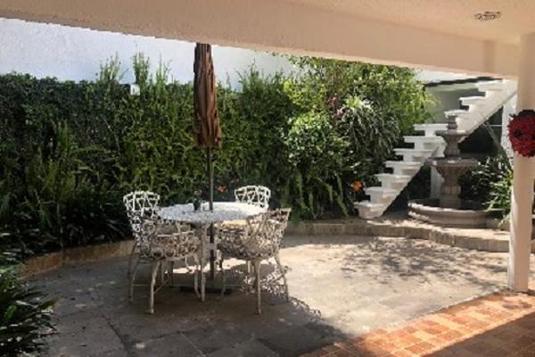 Foto de casa en venta en circuito juristas , ciudad satélite, naucalpan de juárez, méxico, 8868170 No. 26