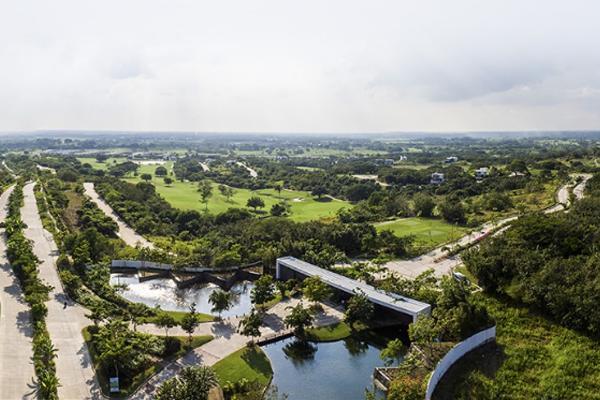 Foto de terreno habitacional en venta en circuito las ceibas , granja dorantes, centro, tabasco, 5339168 No. 02