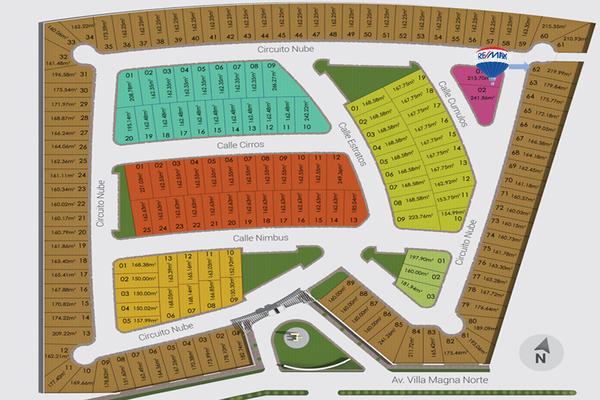 Foto de terreno habitacional en venta en circuito nube ( san angel i) , horizontes, san luis potosí, san luis potosí, 7171742 No. 01