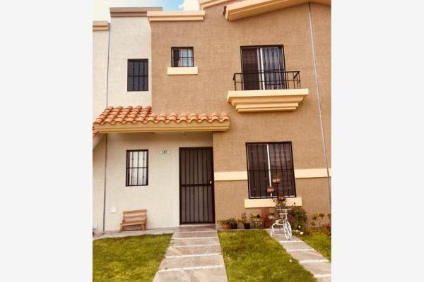 Foto de casa en venta en circuito puerta del sol 1, ciudad del sol, querétaro, querétaro, 5679495 No. 01