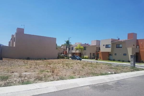 Foto de terreno habitacional en venta en circuito puerta del sol, fraccionamiento puerta real , puerta real, corregidora, querétaro, 8868022 No. 02