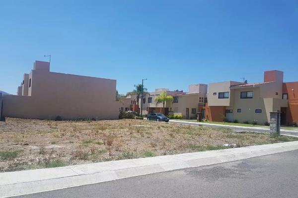 Foto de terreno habitacional en venta en circuito puerta del sol , puerta real, corregidora, querétaro, 14023547 No. 04