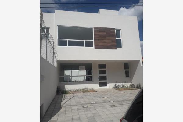 Foto de casa en venta en circuito san joaquin 12, san diego, san pedro cholula, puebla, 9264325 No. 01