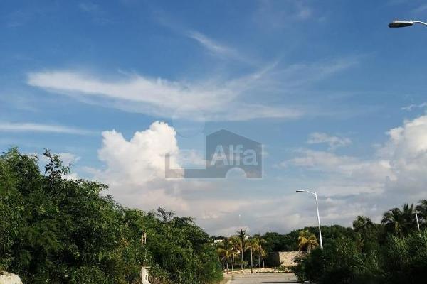 Foto de terreno habitacional en venta en circuito suroeste , las brisas, campeche, campeche, 7146410 No. 06