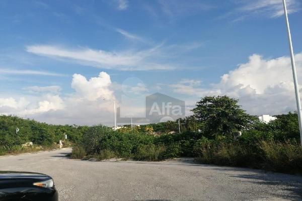 Foto de terreno habitacional en venta en circuito suroeste , playa bonita, campeche, campeche, 7146410 No. 04