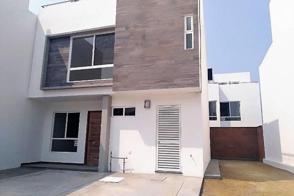 Foto de casa en venta en circuito tulimán ii , lomas de angelópolis, san andrés cholula, puebla, 7302713 No. 01